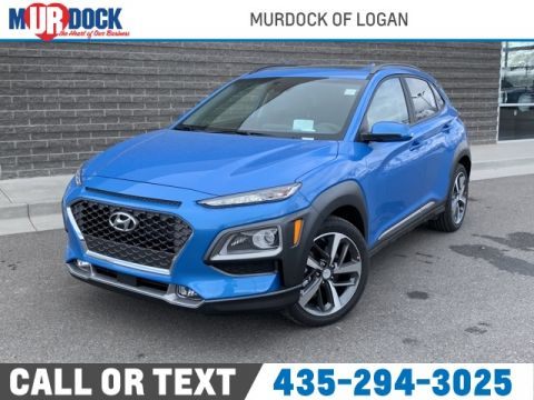 New 2020 Hyundai Kona Ultimate AWD 4D Sport Utility